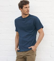 Alstyle 1305 Adult Pocket Tee