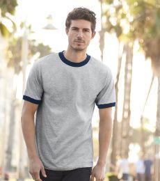1309 Alstyle Adult Ringer T-Shirt