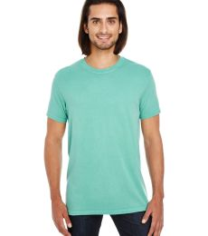 130A Threadfast Apparel Unisex Pigment Dye Short-Sleeve Tee