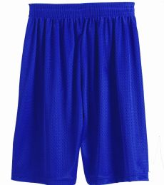 7211 Badger Adult Mesh/Tricot 11-Inch Shorts