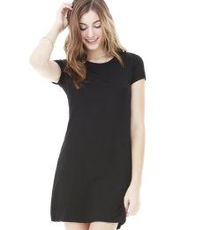 BELLA 8412 Womens Jersey Shirt Dress