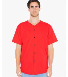 Unisex Thick Knit Baseball Jersey