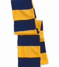SP02 Sportsman  - Rugby Striped Knit Scarf -