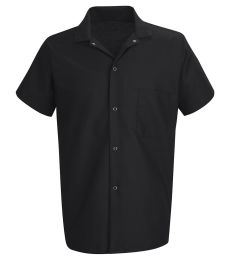 Chef Designs 5020 Poplin Cook Shirt with Gripper Closures