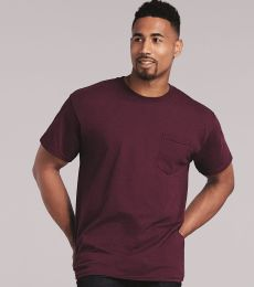 2300 Gildan Ultra Cotton Pocket T-shirt