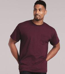 2300 Gildan Ultra Cotton Pocket T-shirt