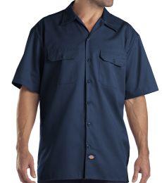 Dickies Workwear 1574T Unisex Tall Short-Sleeve Work Shirt