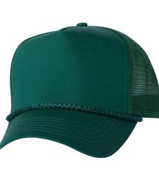 Valucap 8804H Five-Panel Trucker Cap