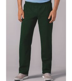 G184 Gildan 7.75 oz., 50/50 Open-Bottom Sweatpants