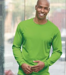 4104 Badger Adult B-Core Long-Sleeve Performance Tee