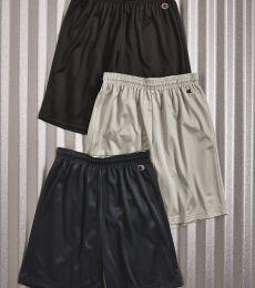 8731 Champion Logo Adult Mesh Shorts