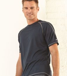 T2057 Champion 4.1 oz. Double Dry® T-Shirt with Odor Resistance