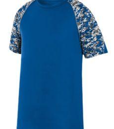 Augusta Sportswear 1782 Color Block Digi Camo Jersey