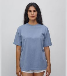 1801 Los Angeles Apparel Unisex Garment Dyed Cotton Tee
