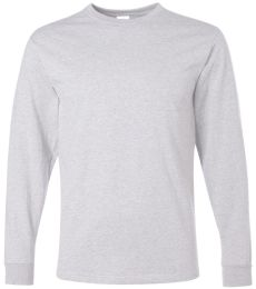 29LS Jerzees Adult Long-Sleeve Heavyweight 50/50 Blend T-Shirt