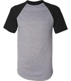 423 Augusta Sportswear Adult Short-Sleeve Baseball Jersey
