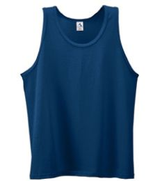 181 YOUTH POLY/COTTON ATHLETIC TANK