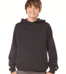 2254 Badger Youth Hooded Sweatshirt