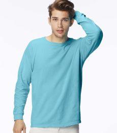 C5014 Comfort Colors Drop Ship 5.5 oz. Ringspun Garment-Dyed Long-Sleeve T-Shirt