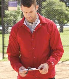 Rawlings 9718 Nylon Coach's Jacket