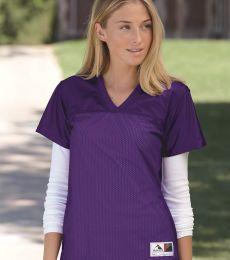250 Augusta Sportswear Ladies' Junior Fit Replica Football T-Shirt