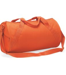 8805 UltraClub® Recycled Polyester Barrel Duffel Bag