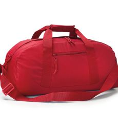 8806 UltraClub® Large Recycled Polyester Square Duffel Bag