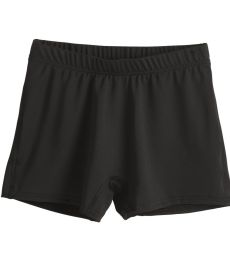 "4612 Badger Ladies 2.5"" Inseam Blended Compression Short"