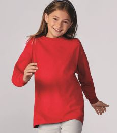 5400B Gildan Youth Heavy Cotton Long Sleeve T-Shirt