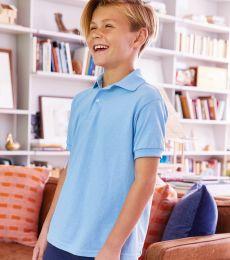 52 054Y Youth Ecosmart® Jersey Sport Shirt