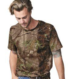 3980 Code V Realtree Camo T-Shirt