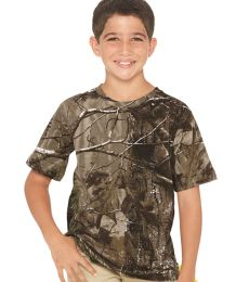 2280 Code V Youth Realtree Camo T-Shirt