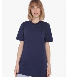 American Apparel 2001TLW Unisex Tall Fine Jersey Short-Sleeve T-Shirt