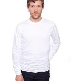 American Apparel 2007ORW Unisex Organic Fine Jersey Long-Sleeve T-Shirt