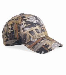 Kati OIL15 Structured Oilfield Camo Cap