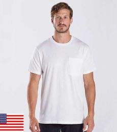 US Blanks US2017 Men's Pocket Tee