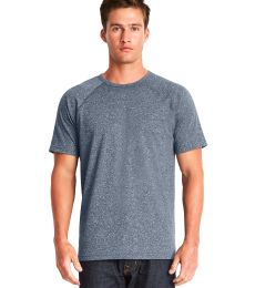 2050 Next Level Men's Mock Twist Raglan T-Shirt