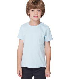 American Apparel 2105W Toddler Fine Jersey Short-Sleeve T-Shirt