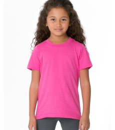 American Apparel 2105W Toddler Fine Jersey Short-Sleeve T-Shirt