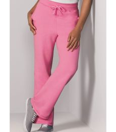 18400FL Gildan Missy Fit Heavy BlendOpen Bottom Sweatpants