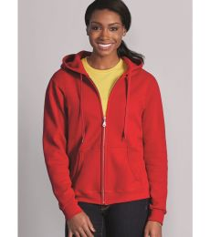18600FL Gildan Missy Fit Heavy BlendFull-Zip Hooded Sweatshirt