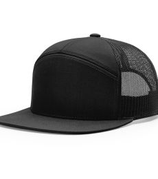 Richardson Hats 168 Hi-Pro 7- Panel Trucker Cap