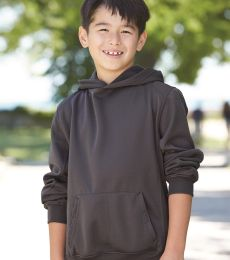 2454 Badger BT5 Youth Performance Hoodie