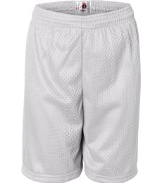 2207 Badger Youth Mesh/Tricot 6-Inch Shorts