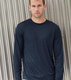 CW26 Champion Logo Performance Long-Sleeve T-Shirt