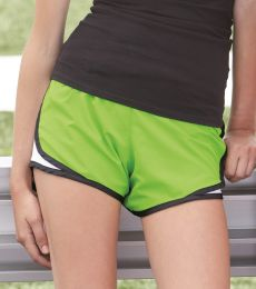 P62 Boxercraft - Ladies' Novelty Velocity Running Short