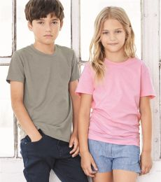 BELLA+CANVAS 3001Y Jersey Youth T-Shirt