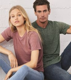 BELLA+CANVAS 3650 Mens Poly-Cotton T-Shirt