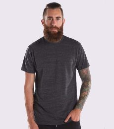 US2229 US Blanks Tri-Blend Jersey Tee