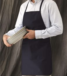 8200 UltraClub® Large Two-Pocket Blend Apron